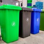 Bán thùng rác công cộng giá thấp giao hàng tận nơi