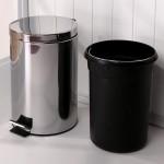 Cách làm sạch thùng rác inox sáng bóng như mới