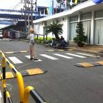 Đại lý phân phối gờ giảm tốc thiết bị giao thông giá rẻ