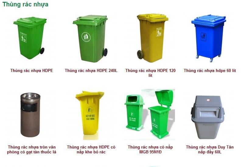 Diễn đàn rao vặt: Địa điểm cung cấp thùng rác y tế đảm bảo cho bạn trên toàn quốc Thung-rac-nhua