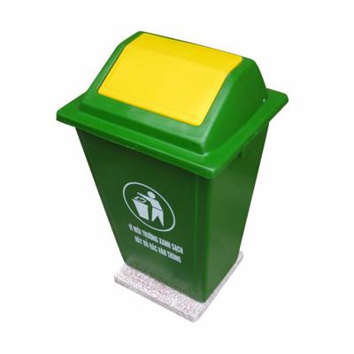 Thùng rác nhựa bán tốt năm 2018