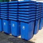 Thùng rác tại Thái Nguyên