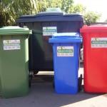 Thùng rác tại Lạng Sơn