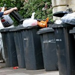 Báo giá thùng rác