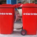 Thùng rác tại Yên Bái