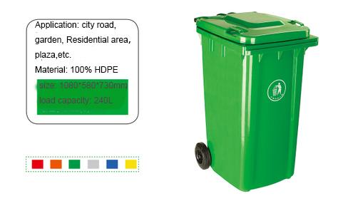 Thùng rác nhựa giá tốt