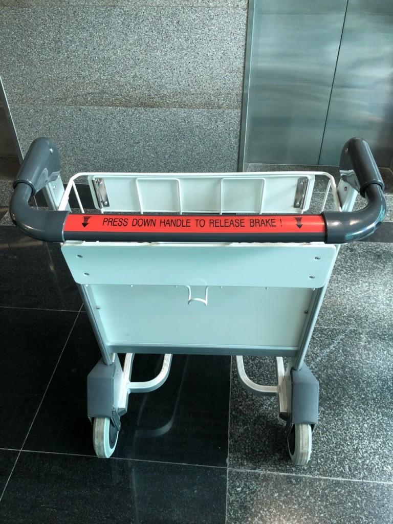 Xe đẩy hành lý sân bay cao cấp