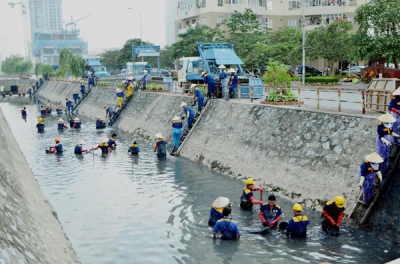 Bảo vệ môi trường nước
