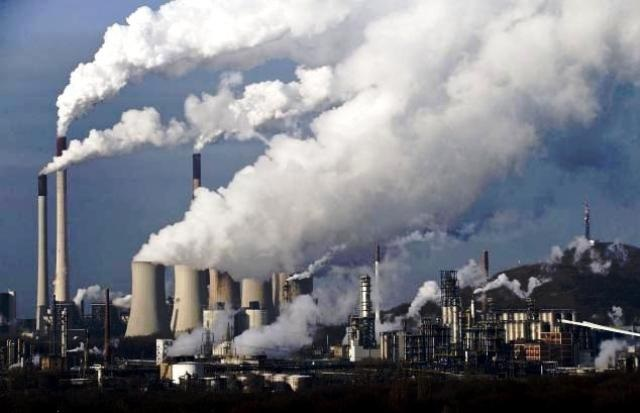 ô nhiễm môi trường