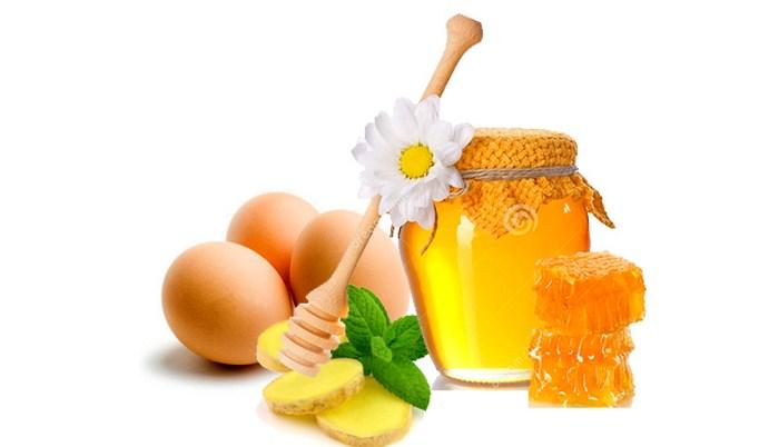 Cách tăng cân từ mật ong