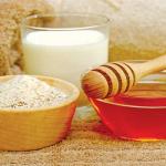 bảo quản và chế biến thức ăn từ bột mì