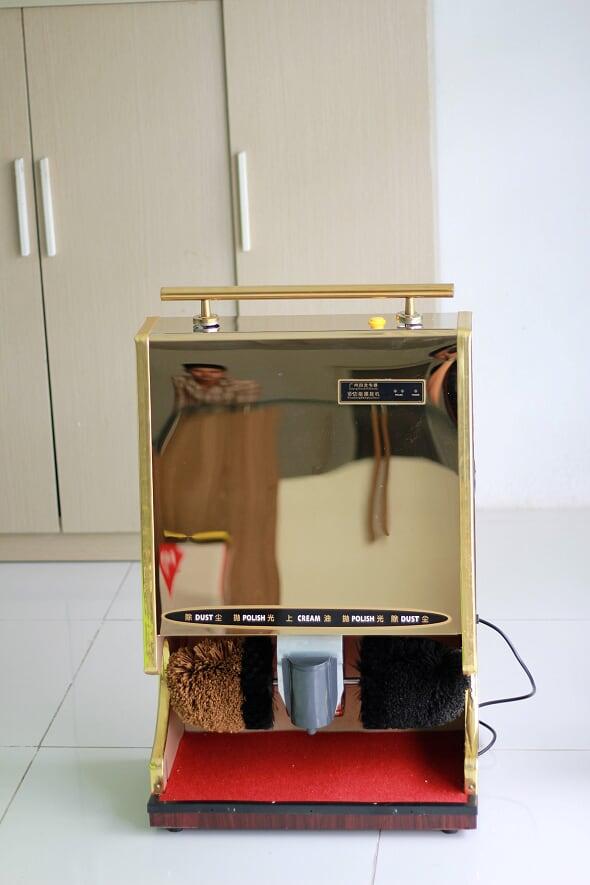 Máy đánh giầy văn phòng