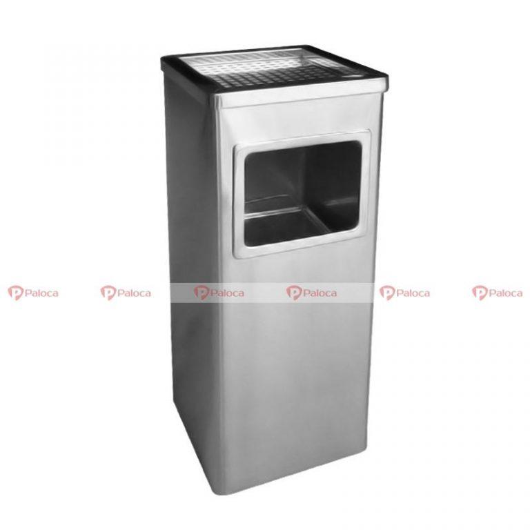 Bán thùng rác chất liệu inox paloca giá rẻ