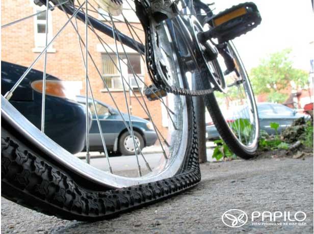 Sử dụng và bảo dưỡng xe đạp