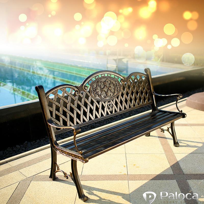 Ghế công viên bằng sắt
