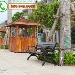 Bán ghế công viên ngoài trời thương hiệu Paloca giá rẻ