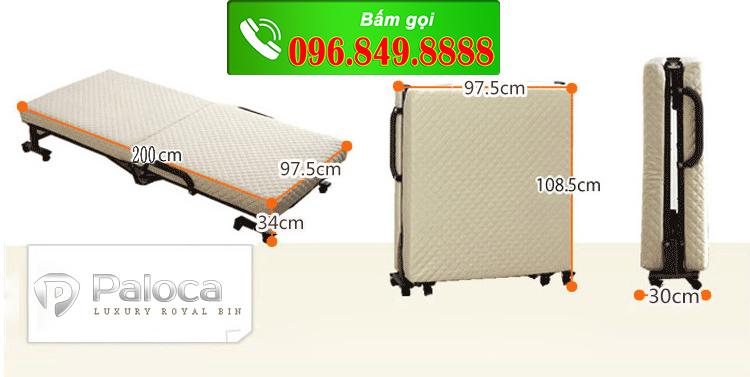 BÁn Giường extra bed nha trang (Giường phụ khách sạn) cao cấp giá rẻ