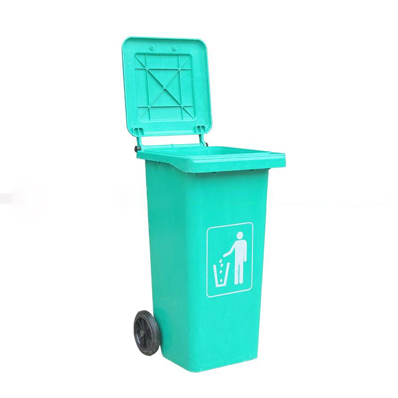 Đặc điểm của thùng rác composite