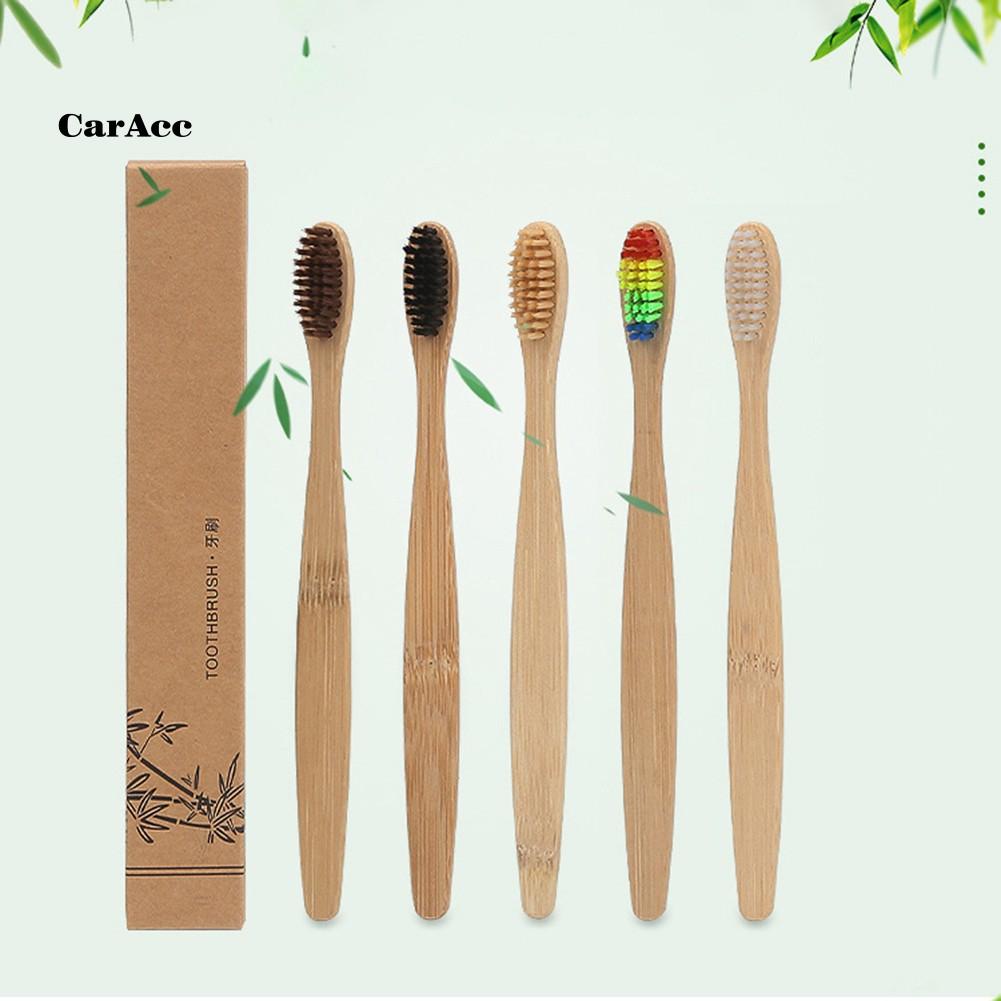 Lựa chọn bàn chải đánh răng thân thiện với môi trường