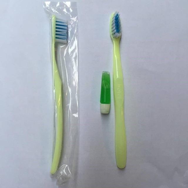 Lựa chọn bàn chải đánh răng khách sạn cần chú ý điều gì?
