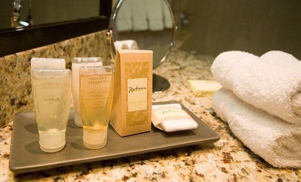 Cung cấp đồ amenities cho khách sạn