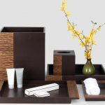 Một số lưu ý khi sắp xếp khay amenities trong khách sạn