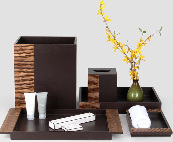 Khay amenities là gì? Cách sắp xếp khay amenities khách sạn