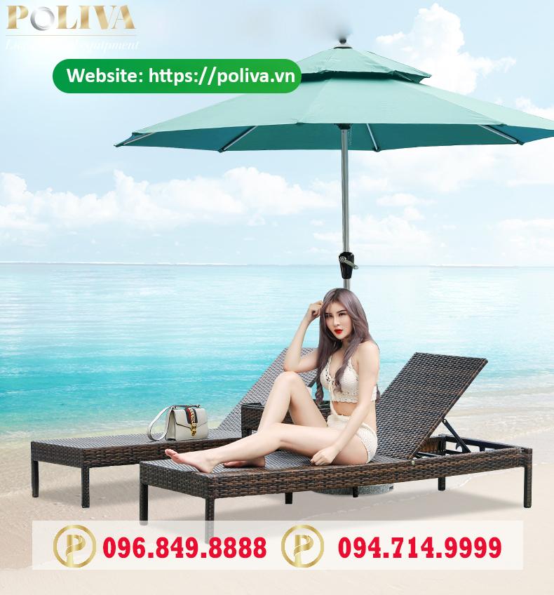 Địa chỉ bán ghế hồ bơi uy tín trên toàn quốc
