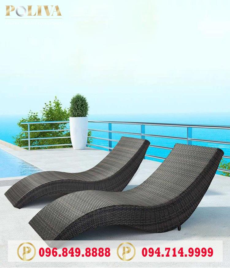 Cách lựa chọn ghế hồ bơi mây sao cho phù hợp nhất