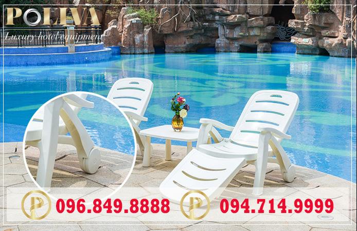 Hướng dẫn chọn màu ghế hồ bơi
