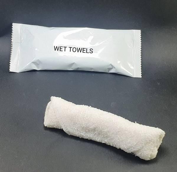 Cách phân biệt khăn ướt kém chất lượng