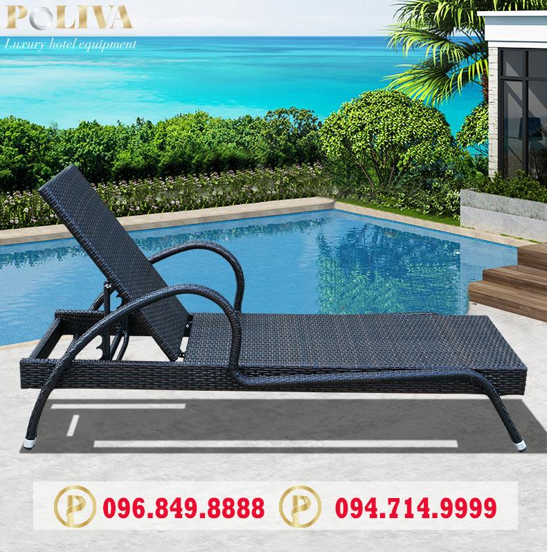 Xu hướng lựa chọn ghế bể bơi tại Hà Nội