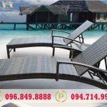 Những lưu ý khi chọn ghế nằm bãi biển