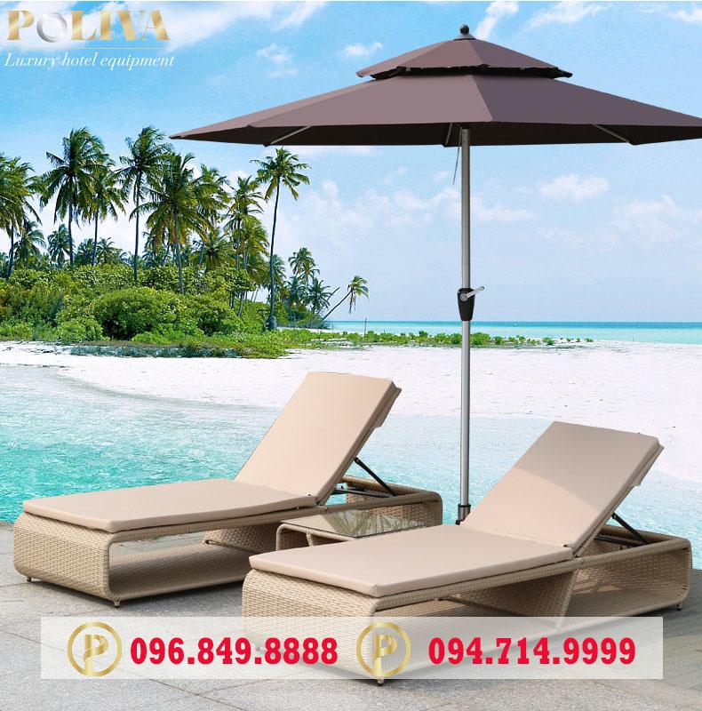 Ghế bãi biển mua ở đâu tốt nhất, ở đâu rẻ nhất?