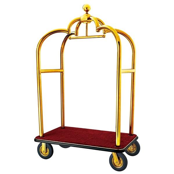 Sử dụng xe vận chuyển hành lý khách sạn như thế nào mới an toàn?