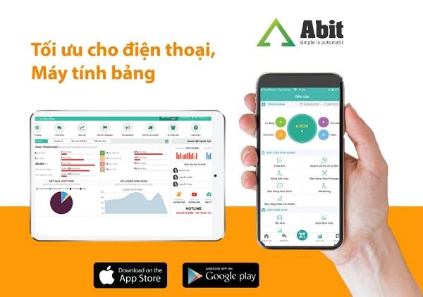 Phần mềm quản lý bán hàng online Abit