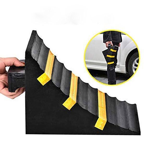 Cục chèn bánh xe di động có thể mang theo xe