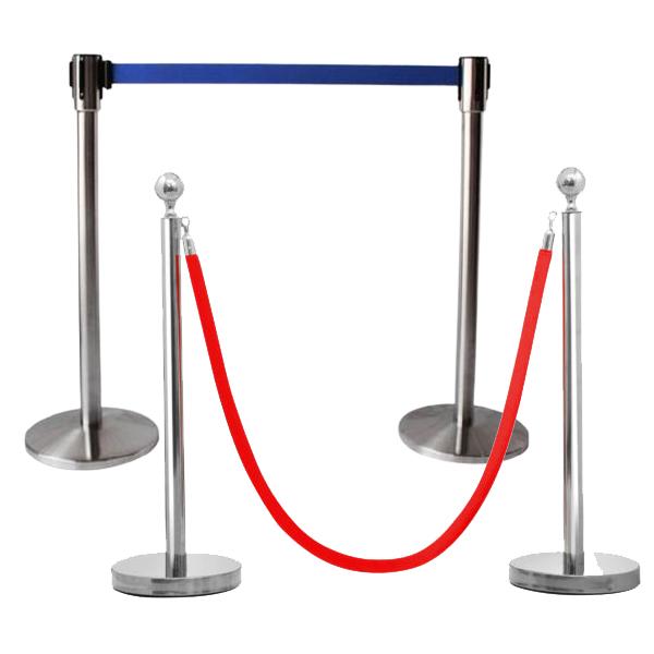 Rào chắn inox dây căng, dây trùng chất lượng cao