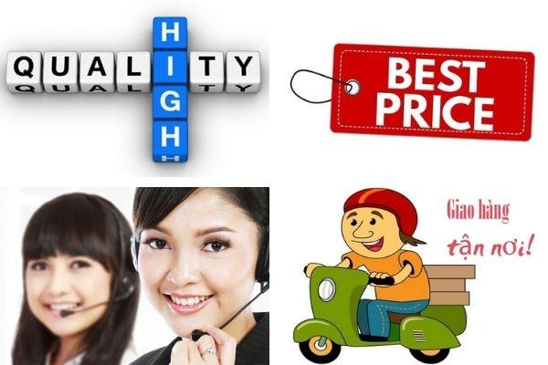 Những lợi ích khi mua thiết bị khách sạn tại công ty Hành Tinh Xanh