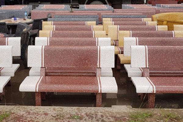 Ghế đá công viên là sản phẩm lý tưởng cho công viên, trường học,