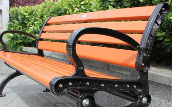 Ghế công viên composite có giá phải chăng phù hợp mọi nhu cầu