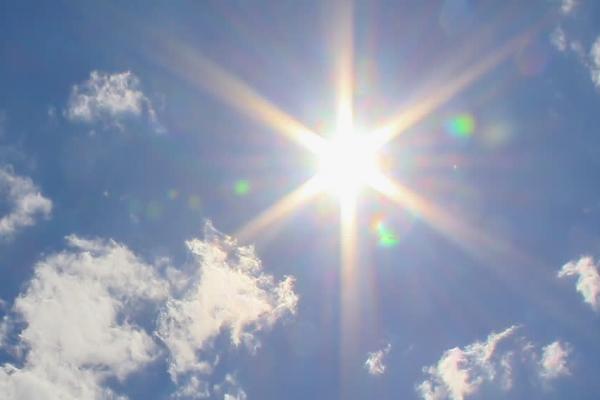 Không nên để kệ báo tiếp xúc với ánh nắng mặt trời trực tiếp