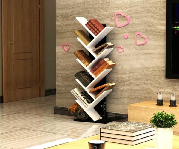Khách hàng có thể hoàn toàn yên tâm về vấn đề lắp đặt khi mua kệ sách tại Hành Tinh Xanh