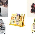 Những sản phẩm kệ tạp chí được cung cấp bởi công ty cổ phần TMDV Hành Tinh Xanh đều có chất lượng tốt