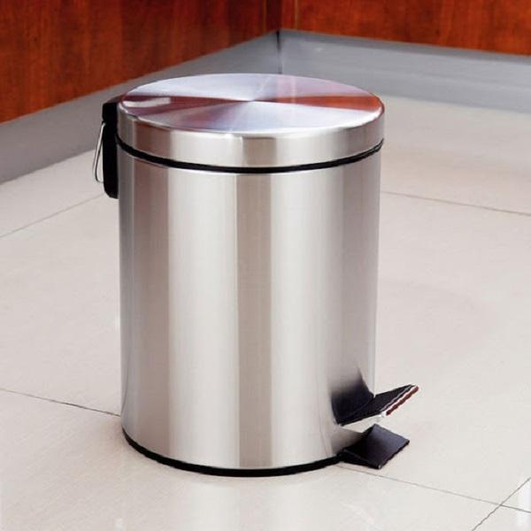 Sử dụng thùng rác inox giúp nâng cao tính văn minh của Xã Hội