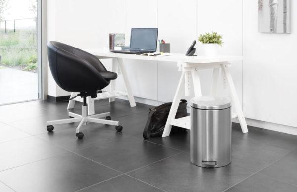 Thùng rác inox đẹp cho văn phòng luôn sạch sẽ và hiện đại