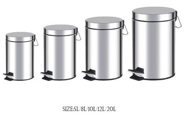 Bỏ túi bí quyết chọn thùng rác inox gia đình phù hợp nhất