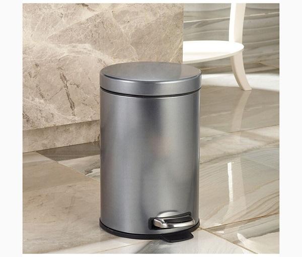Bỏ túi bí quyết chọn thùng rác inox gia đình pù hợp