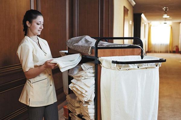 Hãy chọn những sản phẩm thích hợp cho công việc dọn vệ sinh