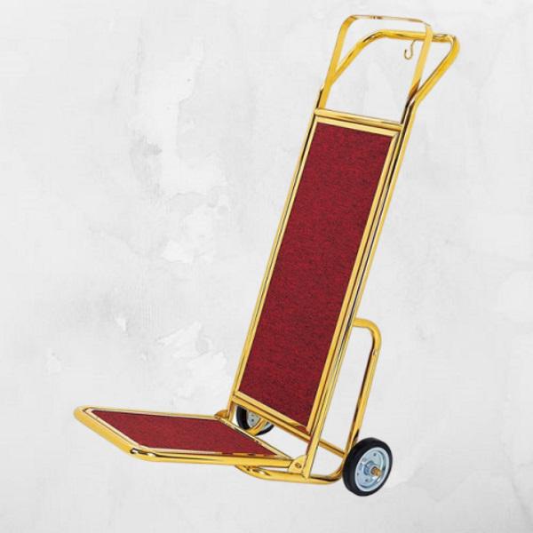 Mẫu xe đẩy hành lý chữ L